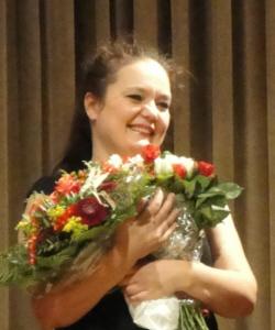 Ana - Marija Markovina (Photo: Jasna  Lovrinčević)