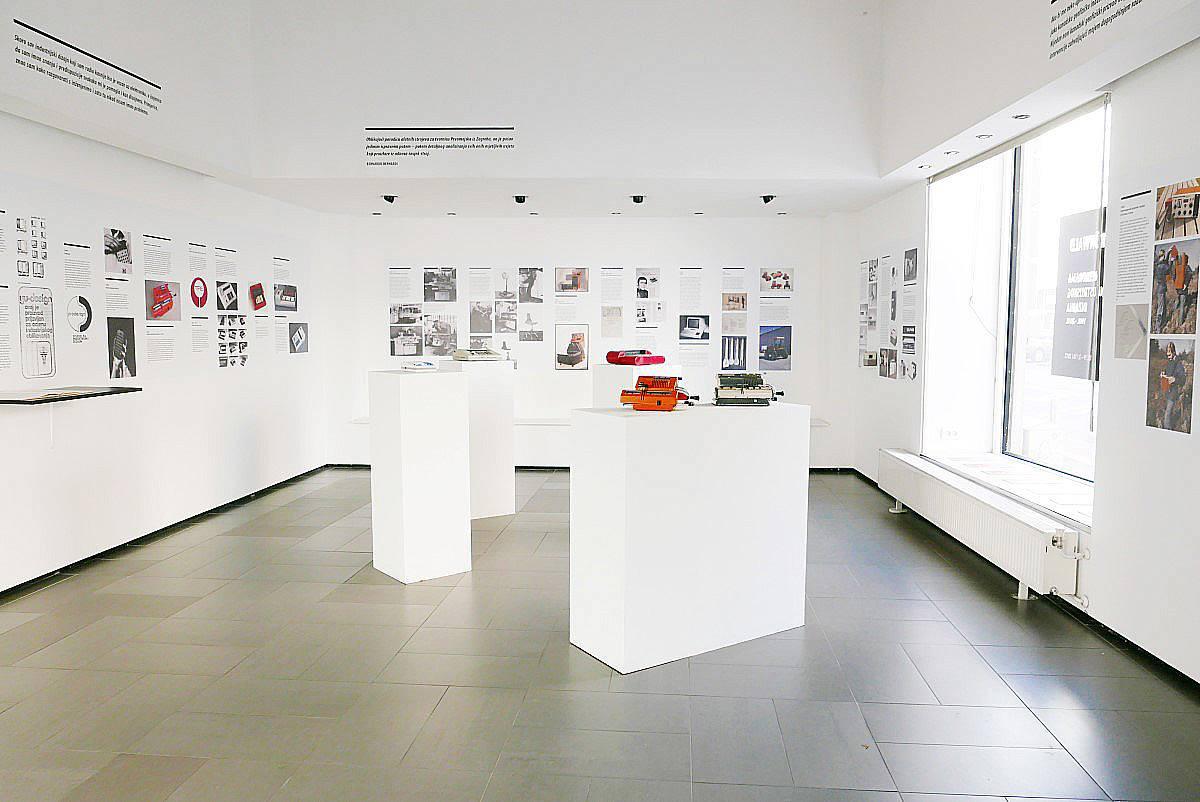 Davor Grünwald Retrorama of Industrial Design, 1968 – 2008 (Photograph: Monika Džakić)