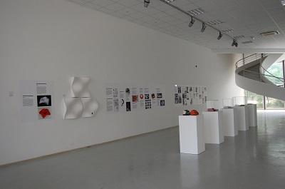 Davor Grünwald - Exhibition at Multimedial Cultural Center Split (Photograph: Davor Grünwald)